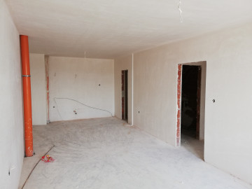Internal plaster walls